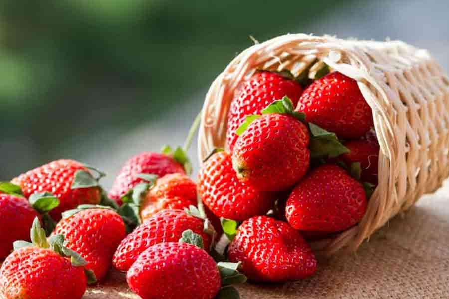 Manfaat Kesehatan Dari Buah Stroberi